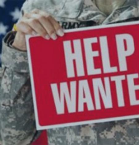 Hiring Veterans.